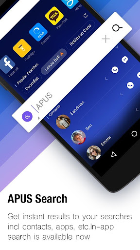 APUS Launcher-Themes&Wallpapers, Boost, Hide Apps screenshot 6