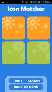 Icon Matcher - náhled