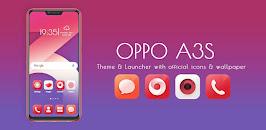 Download Theme for Oppo F9, Launcher theme pro HD wallpaper APK