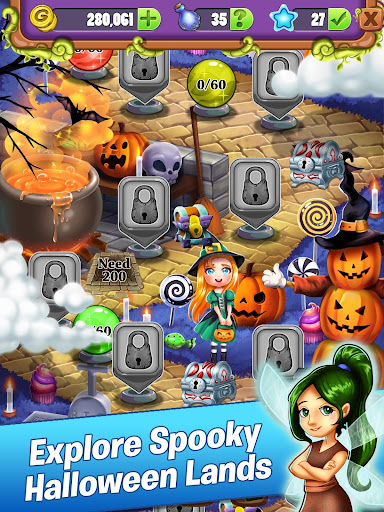 Mahjong Mystery Adventure: Monster Mania  screenshots 21