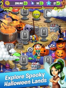 Mahjong Mystery Adventure: Monster Mania - Android Apps on Google Play