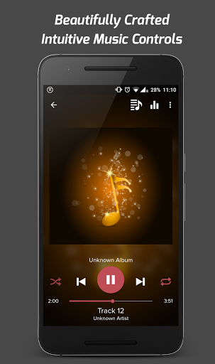 lettore musicale android