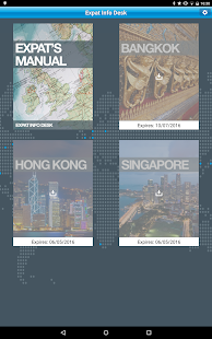 Expat Info Desk- screenshot thumbnail