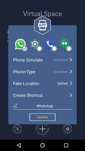 Virtual Space [App Clone - Multi Accounts - 2Face] 1.2.0 screenshots 4