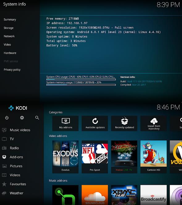 REVIEW] TV Box H96 Max - Rockchip RK3399 3/32GB Gibabit Lan- Wifi AC