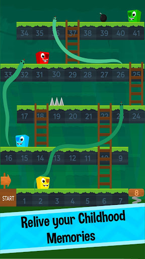 ud83dudc0d Snakes and Ladders Board Games ud83cudfb2 1.2.5 screenshots 7