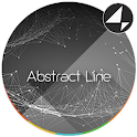 Abstract Line for Xperia™ icon