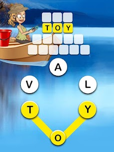 Mary's Promotion- Wonderful Word Game 9