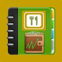 Restaurant Budget icon