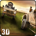 Army Truck Driver Parking Wars icon