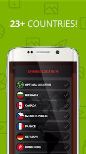 VPN Speed (Free & Unlimited) Screenshot