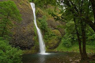 Photo: Horsetail Falls