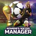 Women's Soccer Manager (WSM) - Football Management icon