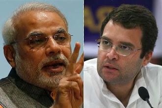 Photo: 2014 polls will be a contest between Rahul, Modi: Beni Prasad Verma http://t.in.com/erfu