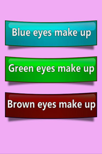 Eyes makeup step by step 2016