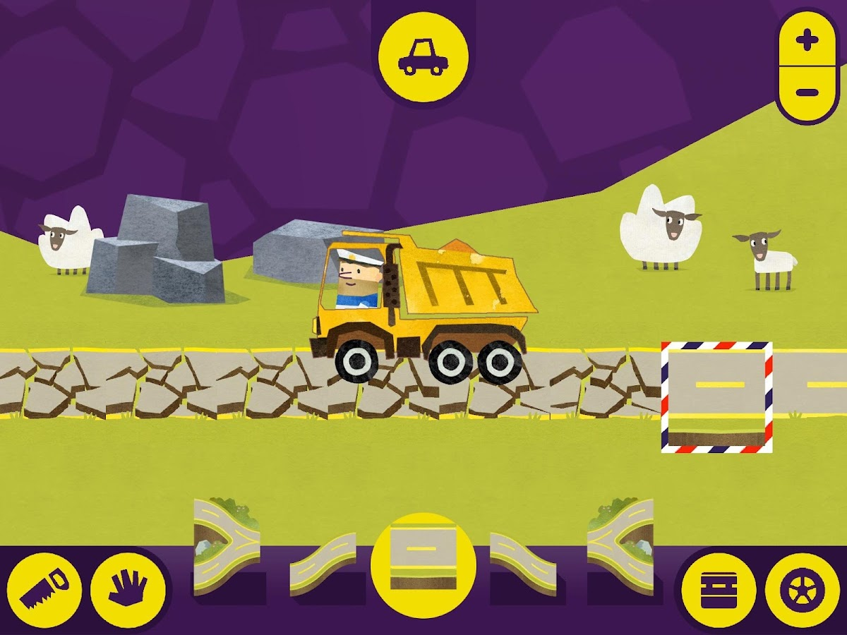 Fiete Cars - Free Kids Racing Game- screenshot