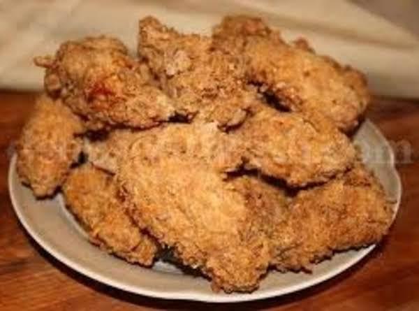 Christy's Crispy Buffalo  Wings