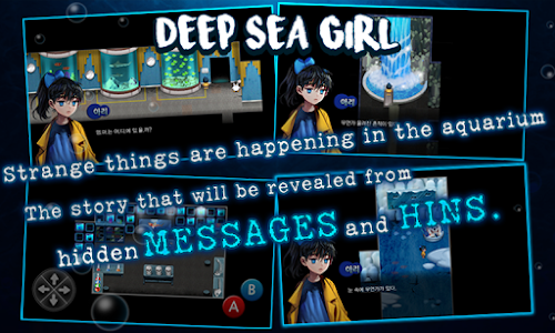 DeepSeaGirl [Horror Adventure] v1.0.3