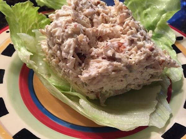 Picnic Perfect Chicken Salad Recipe
