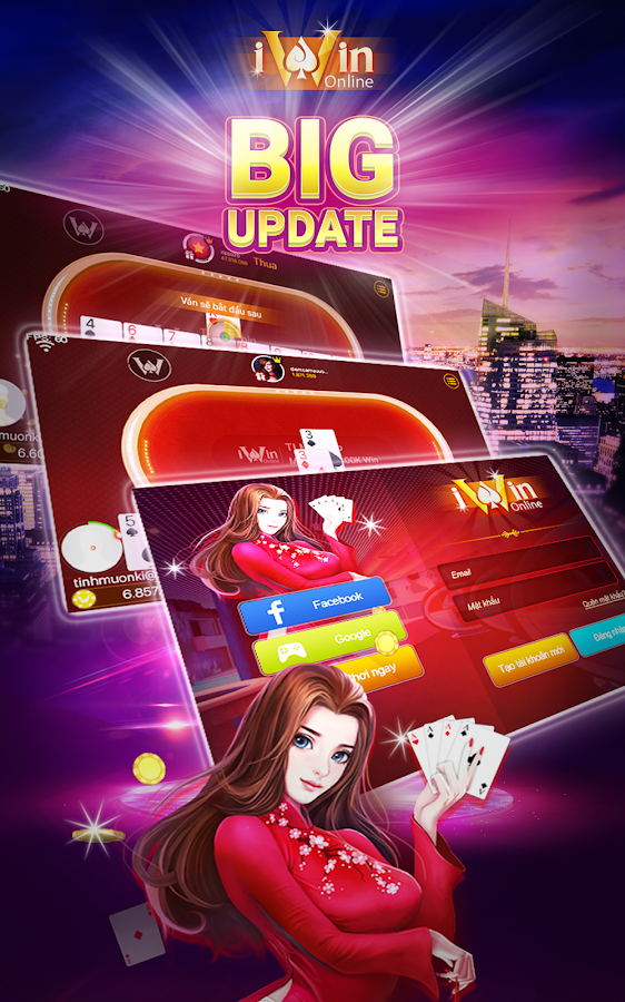 iWin Online - Game Bài- screenshot