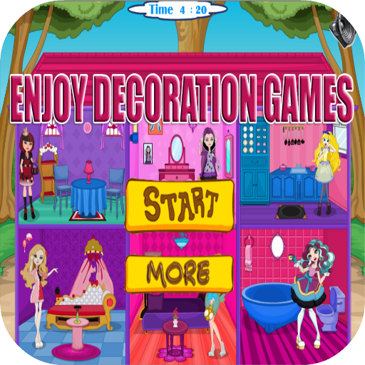 Doll house decor games android apps on google play Free home decorating games