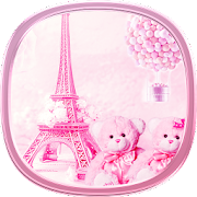 App teddy Paris Eiffel Tower theme APK for Windows Phone