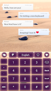 Pebble Keyboard screenshot 4