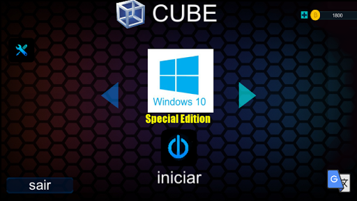 CUBE VIRTUAL BOX SIMULATOR  screenshots 4