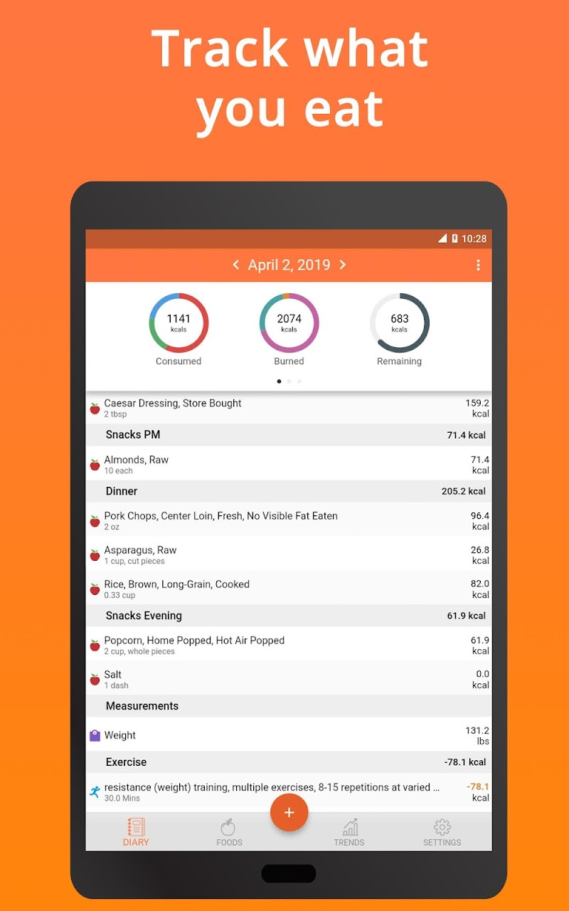 Cronometer – Nutrition Tracker (ad free) Screenshot 16
