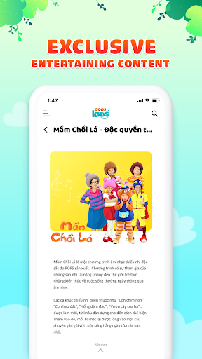 POPS Kids - Video App for Kids 3.5.1 5