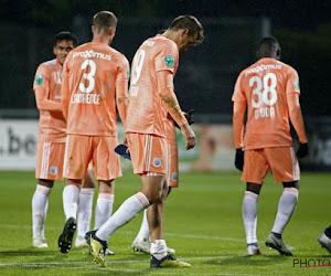 Anderlecht ne peut plus gaspiller
