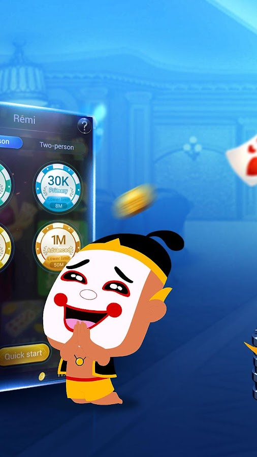 Remi Card Indonesia Online- screenshot