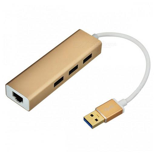 USB 3.0 - Lan + Hub Kingmaster 017_1