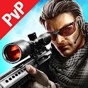 Sniper Game: Bullet Strike - Free Shooting Game icon