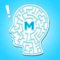 Brain Math Riddle puzzle games icon