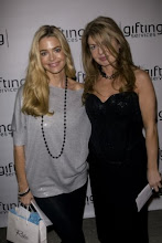 Photo: Adrienne Papp and Denise Richards