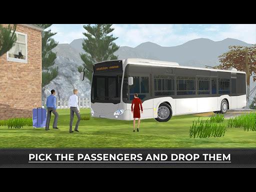 US Offroad Bus Driving Simulator 2018 1.0.1 screenshots 13