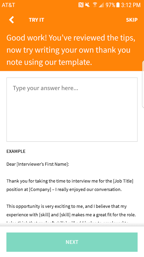 myperfectresume edge screenshot my perfect resume