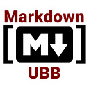 Markdown Editor for BBCode