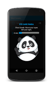 Eye Care Panda screenshot 0