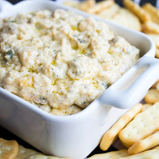 Slow Cooker Bacon Ranch Dip