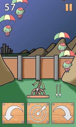 Parashoot Zombies