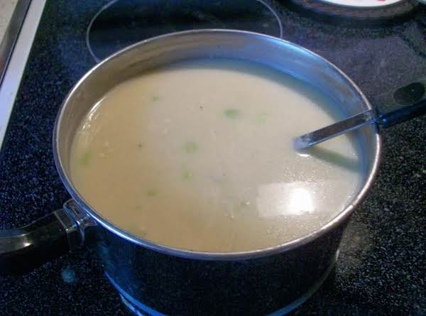 Cream Of Chicken Soup Recipe