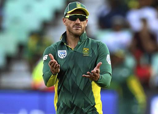 Faf du Plessis. Picture: GALLO IMAGES