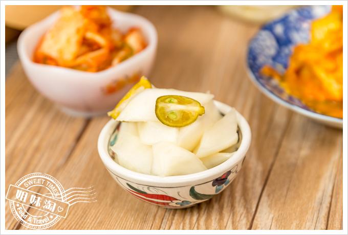 大頭韓式泡菜柚香蘿蔔3
