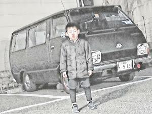 ハイエース  RH22Gのカスタム事例画像 ma-kunさんの2020年02月24日15:25の投稿