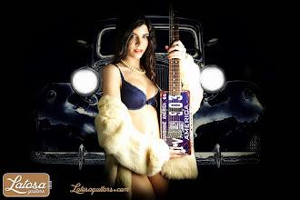 Photo: ©2015 byMaC Photography bymacphotography.com #bymac #2015 #latosa #lingerie #boudoir #guitar