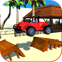 Beach Baby Buggy Stunt 2016 icon