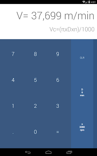 CNCalculator 1.0 screenshots {n} 10