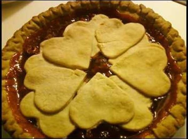Easy Cherry Pie Recipe